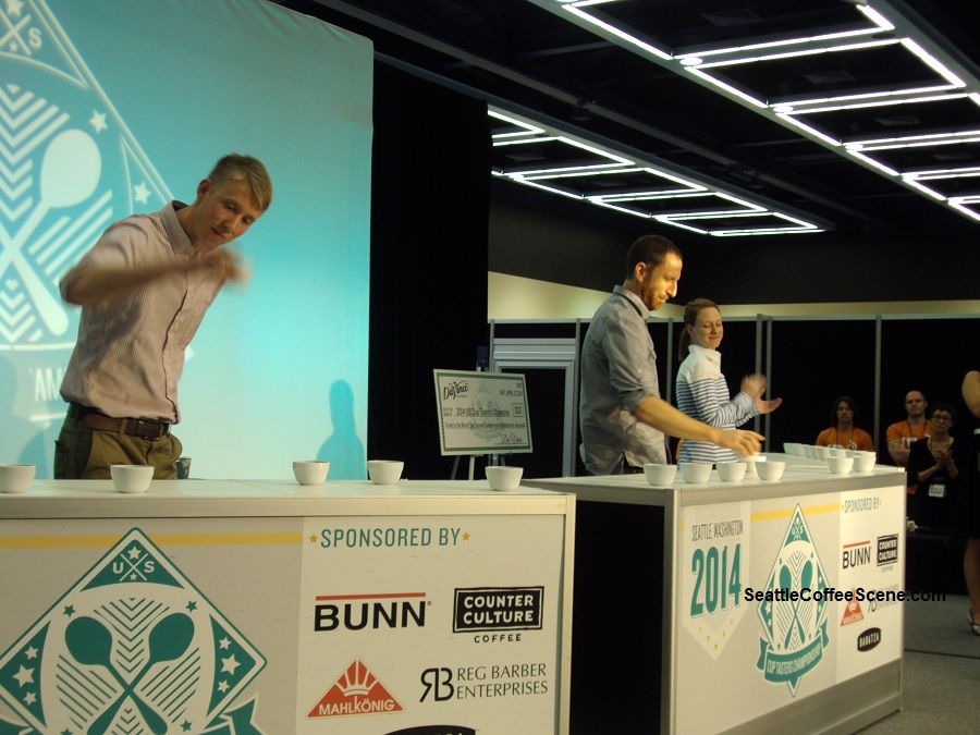 2014 US Cup Tasters Championship