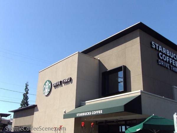 Starbucks Alki Beach West Seattle