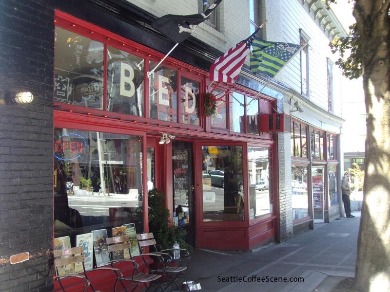 Seattle Coffee Scene