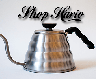 Shop hario Seattle Coffee Transparent