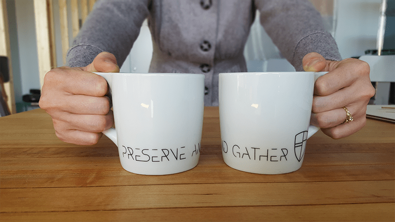 preserve and gather feature