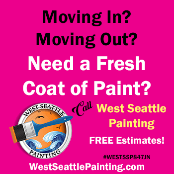 West Seattle Painting