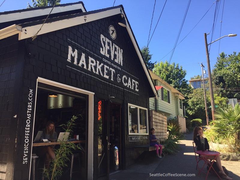 Seven Coffee Roasters Market Cafe